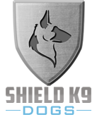 Logo for Shield K9 - Shield K9 Dog Sales